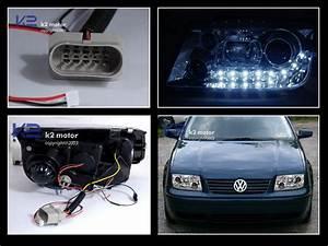 Faros Jetta 99  Projector Y Niebla Audi R8 Mk4