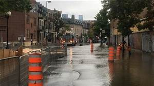 Firefighters were called to St. Antoine Street and ...