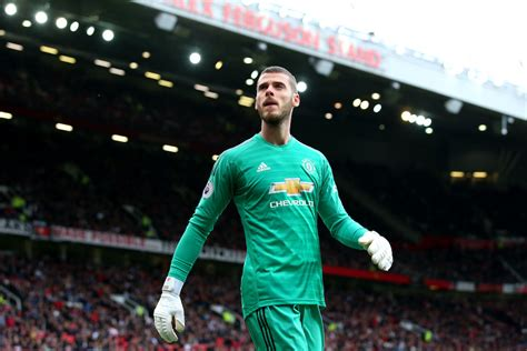 He is best known as one of the best goalkeepers in the world. Photo: David de Gea sends classy message of support to Bernd Leno