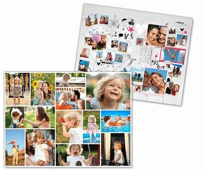 Easycollage Maken Erstellen Fotokaart Gratis Fotocollage Cadeau