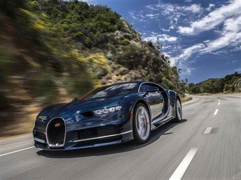 Are Bugattis In The Us by Review Bugatti S Chiron Supercar Is 3m Of Hold On