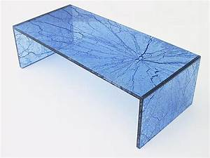 blue glass coffee table coffee table design ideas With blue glass top coffee table