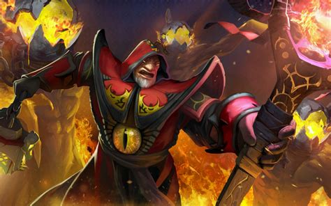 We have a massive amount of desktop and mobile backgrounds. Dota 2 Hero Warlock Hd Wallpapers For Mobile Phones Tablet And Laptop 2560x1440 : Wallpapers13.com