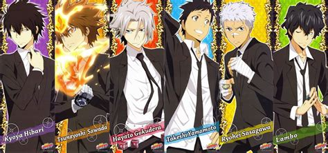 Reborn Anime Wallpaper - katekyo hitman reborn wallpaper 2128x1000 236413