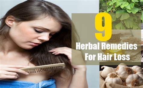 9 Best Herbal Remedies For Hair Loss  Hair Loss Treatment