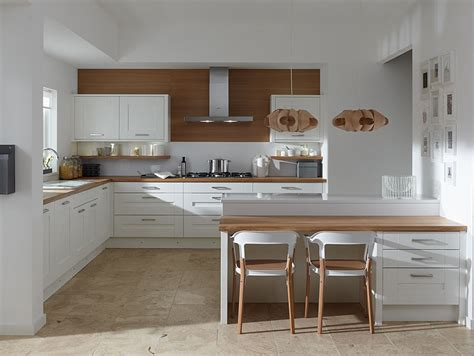 Milbourne Chalk  Cheap Kitchens Ireland, Fitted Kitchens