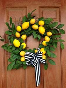 Fascinating, Lemon, Decor, Ideas, That, Are, So, Cheap, To, Make