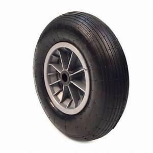 Roue De Brouette Avec Axe : roue de brouette gonflable diam tre 400mm axe 25mm ~ Melissatoandfro.com Idées de Décoration