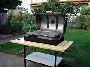 Grill Selber Bauen Fass : eigenbau ollen tonnen grill grillforum und bbq ~ Orissabook.com Haus und Dekorationen