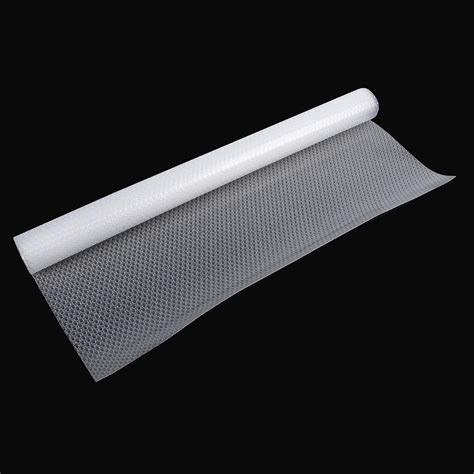 Cupboard Shelf Liners by Non Adhesive Cupboard Cabinet Shelf Drawer Liner Non
