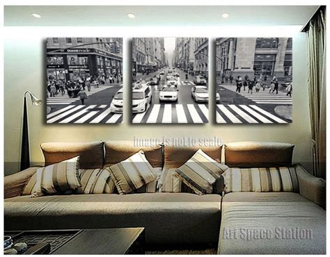 Aliexpressm  Buy 3 Pieces New York City Street View. Living Room Set. Where To Buy Decorative Pillows. Wedding Decoration Ideas Diy. Indian Decor Store. Decoration Ideas For Bedrooms. Rent A Party Room. Key West Rooms. Pink Home Decor