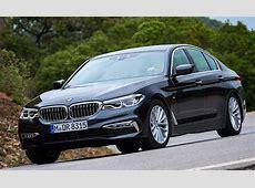 Neuer BMW 5er 2017 Erste Testfahrt im G30 autozeitungde