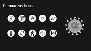 Covid 19 Infographics Presentation Design Slidemodel