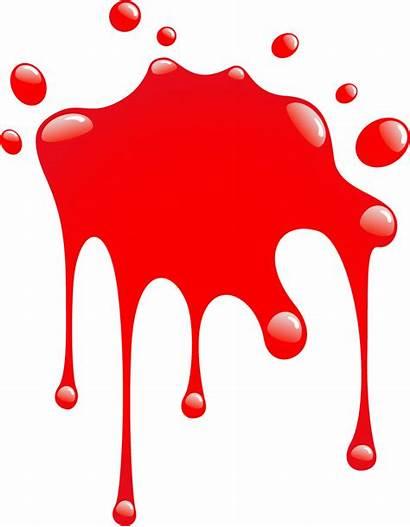 Paint Splatter Splat Clipart Transparent Paintbrush Clip