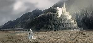 Lord of the Rings Minas Tirith « Movie Art Prints