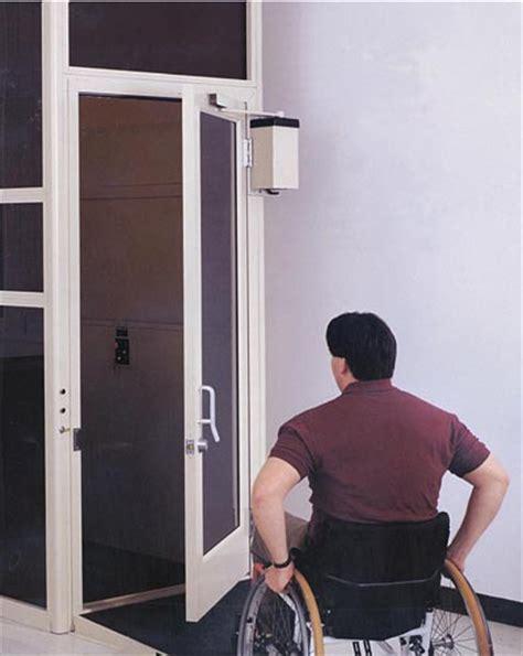 (Dura Swing MK 4R) Automatic Door Opener « Equipment to