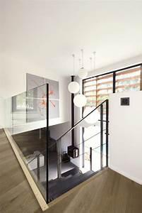 les 25 meilleures idees concernant plan maison With entree de maison design 1 maison contemporaine blanche avec un interieur design
