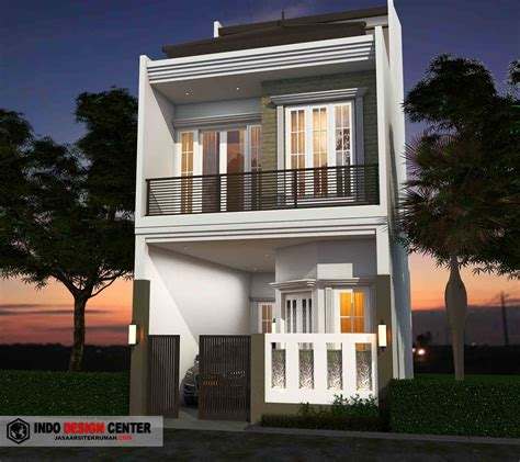 gaya rumah  lantai minimalis murah yg  modern