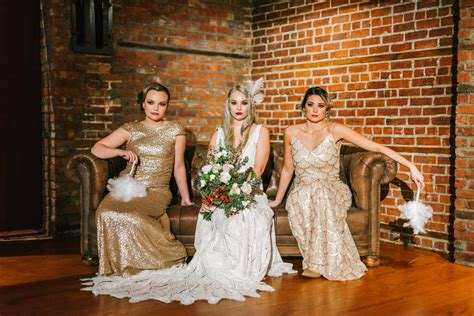 Great Gatsby Themed Wedding POPSUGAR Love &Photo 80