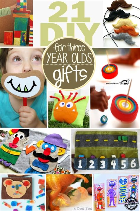 homemade gifts   year olds