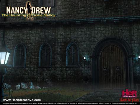 Buy Nancy Drew Game Haunting Of Castle Malloy Her