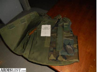 Woven Kevlar Body Armor