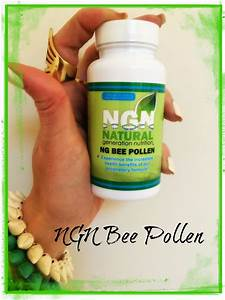 The Peachy Queen  Ngn Natural Generation Nutrition Ng Bee Pollen Review