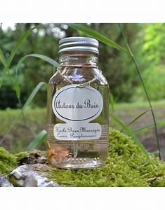 Huile De Bain : huile de bain et de massages fleur d 39 oranger boutique ~ Melissatoandfro.com Idées de Décoration