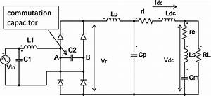 Equivalent Circuit Model Of High