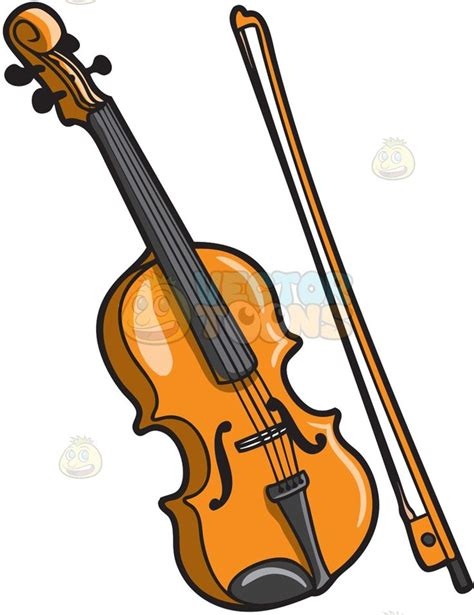 Violin Clipart Violin Clipart String Instrument Pencil And In Color