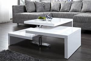 Tisch Weiß Hochglanz : funktioneller design couchtisch highclass hochglanz lack weiss tisch riess ambiente onlineshop ~ Eleganceandgraceweddings.com Haus und Dekorationen
