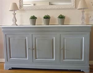 relooking meuble louis philippe avant apres cultura With relooker un meuble ancien