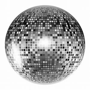 Clipart - disco ball