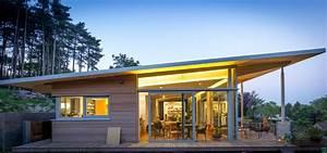 Bungalow Mit Pultdach : 10 au ergew hnliche bungalows mit pultdach ~ Lizthompson.info Haus und Dekorationen