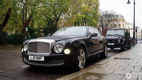 Bentley Mulsanne 2009  7 January 2018 Autogespot