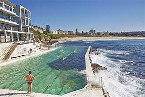 Bondi BeachPopular For Surfing And Its Gold Sand Found