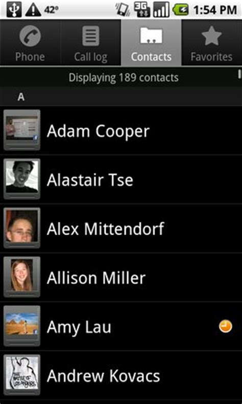contacts android how to move contacts from iphone or blackberry to your