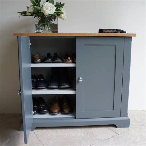 Shoes Cupboard ashford slimline shoe cupboard in a choice of colours by