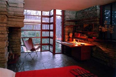 frank lloyd wright home interiors fallingwater modern architecture
