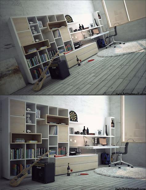 rumah idaman kamar tidur anak remaja
