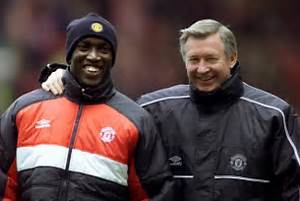 Manchester United legend Dwight Yorke on playing under Sir ...