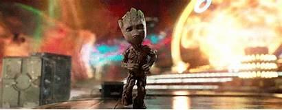Groot Dancing Memes Meme Gifs Galaxy Guardians
