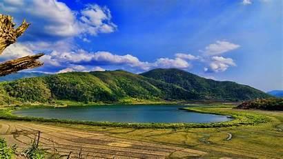 Mizoram Dil Lake Tourism Places India North