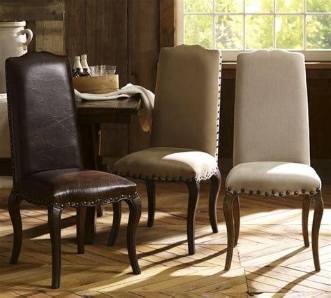 pottery barn dining chairs pottery barn calais chair look 4 less