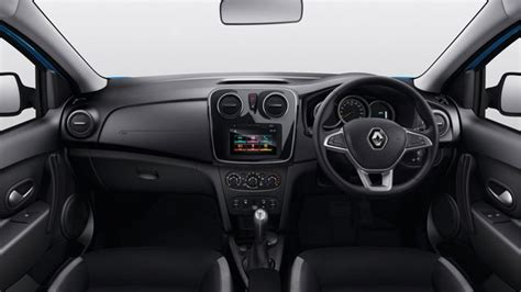 renault sandero stepway interior innovation and refinement in the all new renault sandero