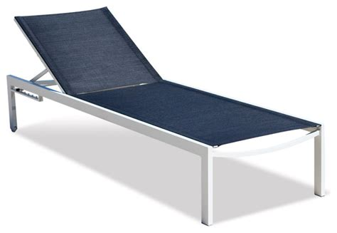 piano mesh sunlounger modern outdoor chaise lounges