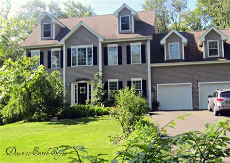 paint colors for house exterior gray brown for color black shutters white trim only