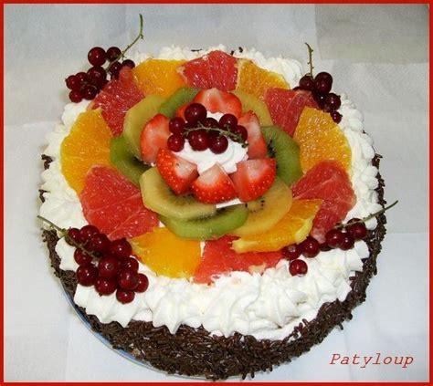 gateaux aux fruits frais chez patyloup