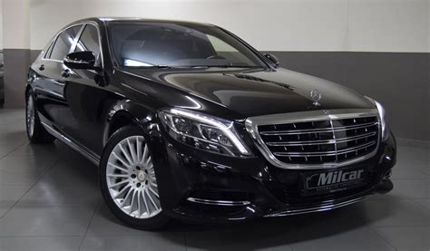 New Maybach 2017 by Milcar Automotive Consultancy 187 Mercedes S500