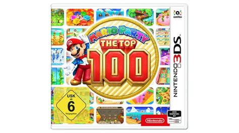 [vorbestellen] Mario Party The Top 100 (3ds) Collectors